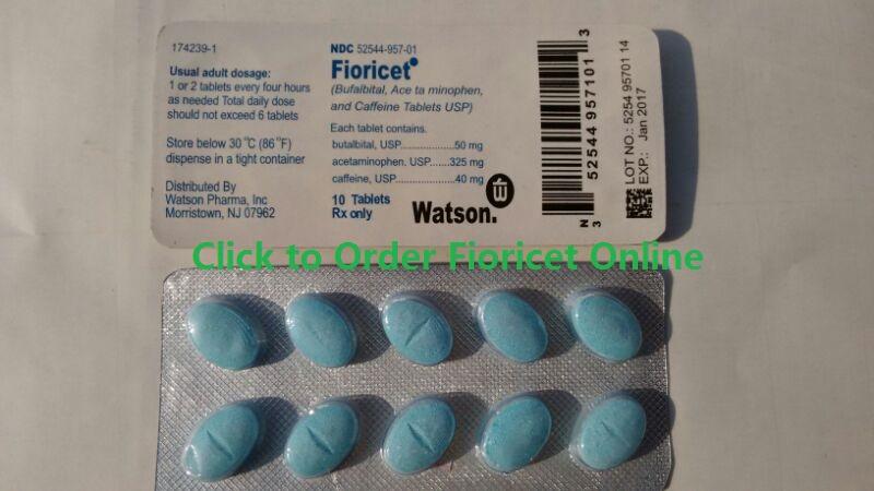Fioricet Overdose